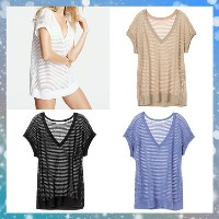 ★Victoria's secret★セール!Side-button Cover-up Tunic♪ Victoria's secret(ヴィクトリアシークレット) バイマ BUYMA
