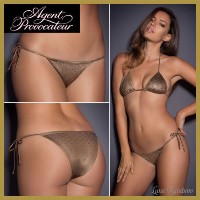 【Agent Provocateur】Carter★ビキニボトム Agent Provocateur(エージェントプロヴォケイター) バイマ BUYMA