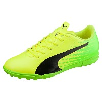 プーマ エヴォスピード 17.5 TT メンズ Safety Yellow-Puma Black-Green Gecko