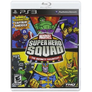 MARVEL SUPER HERO SQUAD:The Infinity Gauntlet (輸入版:北米・アジア)