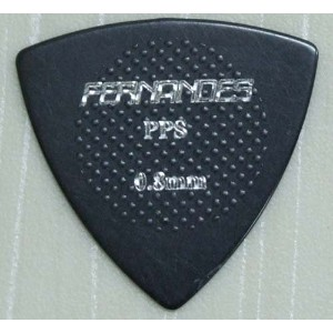 FERNANDES P-100PPS TRIANGLE 0.8mm ピック ×10枚