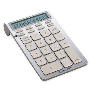 SMK-Link Bluetooth Calculator Keypad for Mac & PC [並行輸入品]