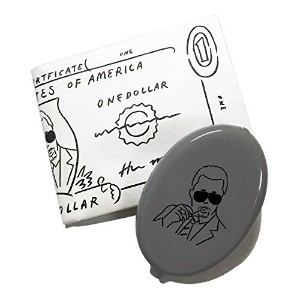 """LIXTICK PAPER WALLET (ペーパーウォレット) """"P.DiDDY"""" by 長場雄 【限定コインケースセット】"""