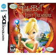 Disney Fairies Tinkerbell and the Lost Treasure (輸入版:北米) DS