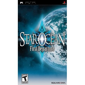 Star Ocean: First Departure (輸入版)