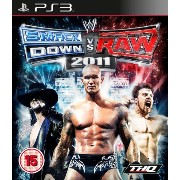WWE Smackdown VS Raw 2011 (PS3) (輸入版)