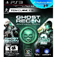 Tom Clancy's Ghost Recon Anthology(PS3 輸入版 北米)