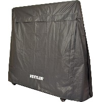 Kettler Heavy-Duty Outdoor Table Tennis Cover, 63 Inch X 33.5 Inch X 62 Inch