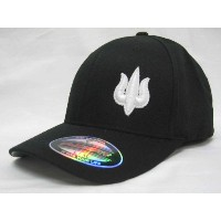 FLEX FIT CAP BLACK L/XL [並行輸入品]