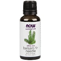 海外直送品 Now Foods Balsam Fir Needle Oil, 1 Oz