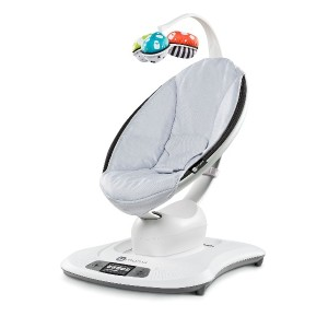 4Moms Mamaroo Bouncer, Grey Classic by 4moms [並行輸入品]