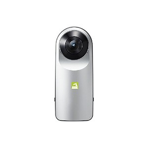 LG 360度 CAM VR カメラ LG-R105 (International Version) [並行輸入品]