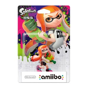 amiibo Splatoon Inkling Girl (輸入版)