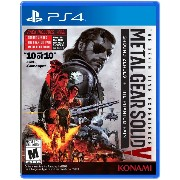Metal Gear Solid V The Definitive Experience (輸入版:北米) - PS4