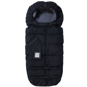 7A.M. ENFANT BLANKET 212 evolution ベビーカーフットマフ Black