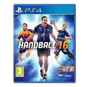 Handball 16 [PlayStation 4, PS4] (輸入版)