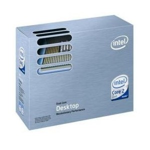 Intel Boxed Core 2 Duo E8500 3.16GHz BX80570E8500
