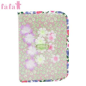(フェフェ)fafa MICHALINA MULTI CASE 母子手帳ケース HP.FLOWER L