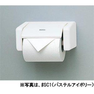 TOTO 紙巻器 YH50 #SR2(パステルピンク)