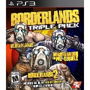 Borderlands Triple Pack (輸入版:北米) - PS3