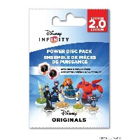 Disney Inf 2.0 Orig Power Disc Pk
