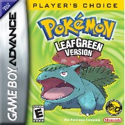 Pokemon Leaf Green Version (輸入版)