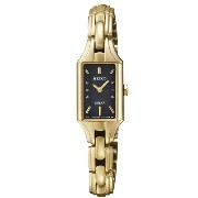 SEIKO[セイコー] MODEL NO.sup166 逆輸入 SUP166 Solar Gold tone stainless steel bracelet Watch ソーラー機能 ブレスレット...