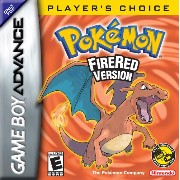 Pokemon Fire Red Version (輸入版)