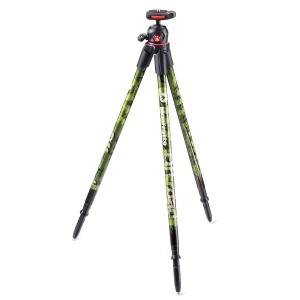 Manfrotto 三脚 Off road 軽量 アルミ グリーン MKOFFROADG