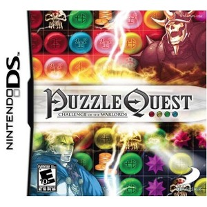 Puzzle Quest: Challenge of the Warlords (輸入版)