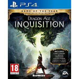 Dragon Age Inquisition: Game of the Year Edition (PS4) (輸入版)