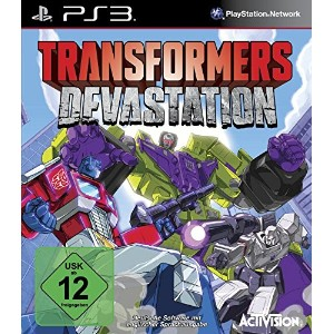 Transformers Devastation (PlayStation PS3)