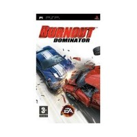 Burnout Dominator(PSP 輸入版 UK)