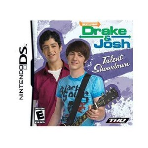 Drake & Josh: Talent Showdown (輸入版:北米) DS