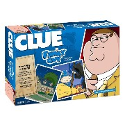 Clue Family Guy Board Game