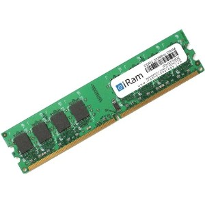 iRam Technology Mac用メモリ PC2-4200 240pin 1GB U-DIMM IR1G533D2
