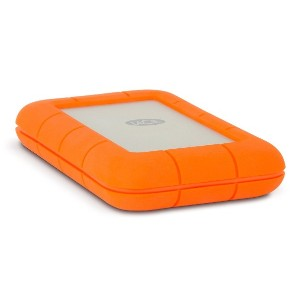 【Amazon.co.jp限定】 LaCie SSD 外付け 500GB Thuderbolt USB3.0 Rugged Thunderbolt SSD 9000491
