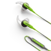 Bose SoundSport in-ear headphones - Samsung and Android devices : イヤホン グリーン SoundSport IE SM GR ...
