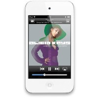 Apple iPod touch 16GB ホワイト ME179J/A