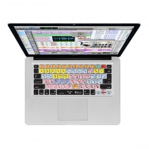 KB Covers Pro Tools QWERTY キーボードカバー MacBook Air/Pro用 17666