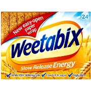Weetabix Cereal (ウィータビックス シリアル 24枚) 24 biscuits 【並行輸入品】【海外直送品】