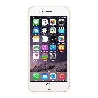 Apple SoftBank iPhone6 A1586 (MG492J/A) 16GB ゴールド