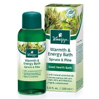 Kneipp Warmth & Energy Spruce & Pine Herbal Bath - 3.38 Oz. (並行輸入品) [並行輸入品]