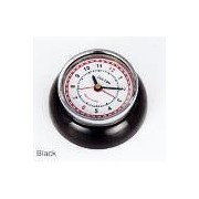 [DULTON]ダルトン KITCHEN CLOCK BLACK 100-193BK