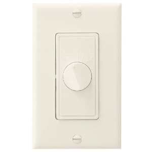 NuTone Model 78V Fan Wall Control, Ivory [並行輸入品]