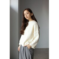 【AZUL by moussy】ビックサイズプルオーバー AZUL by moussy / アズール バイ マウジー【MARKDOWN】