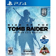 [cpa][c:0][b:10][s:0.20]Rise of the Tomb Raider 20 Year Celebration Edition (輸入版:北米) - PS4