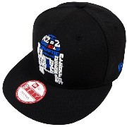 New Era R2D2 Word Snapback Cap 9fifty Special Limited Edition Star Wars