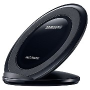 Samsung サムスン Galaxy S7 / S7 edge Fast Wireless Charger Stand ワイヤレス充電スタンド ブラック (EP-NG930) [並行輸入品]