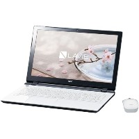 NEC LAVIE Smart NS(e) [Note Standard(e)] [Windows10 Home 64bit Celeron Dual-Core 3215U(Broadwell) 1...